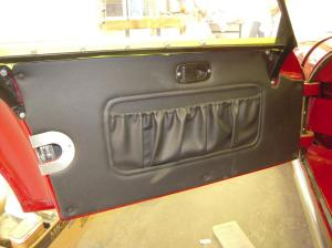 Levy Racing Coupe Door Panels