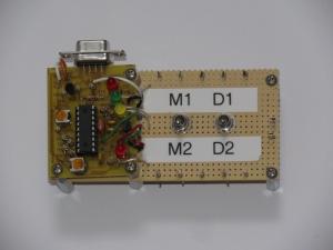KH6WZ - aprs box 2 PCB - 001