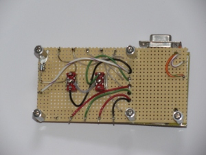 KH6WZ - aprs box 2 PCB bottom-002