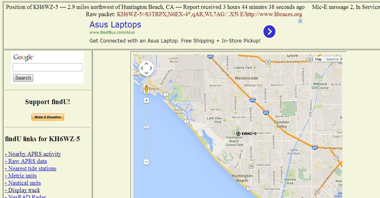 Huntington Beach RACES and the Disaster Preparedness Expo