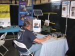 IMG_0016 - kh6wz - W6DQ Maker Faire 2014