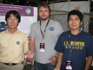IMG_0132 - kh6wz - Dr Leo Liu - Daniel - David UCD DART Lab