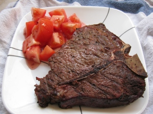 T-Bones and Tomatoes
