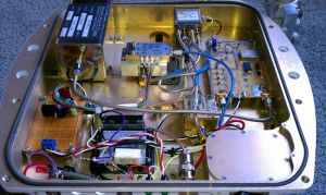 79 GHz transmitter-receiver system by Tony KC6QHP