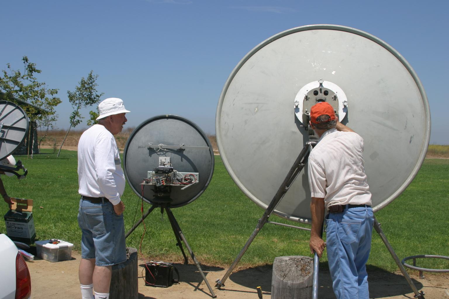 Amateur Radio Microwave 26