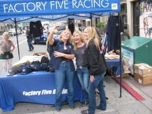 Factory Five Racing Ladies