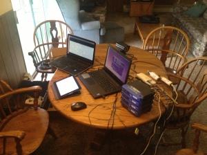 Broadband Ham Radio Network Under Construction