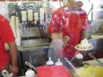 IMG_1584 banana funnel cake Maker Faire2015