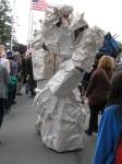 IMG_1641 paper robot costume Maker Faire 2015 wayneyoshida
