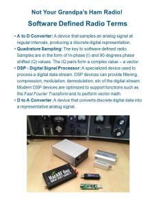 Slide2 software defined radio