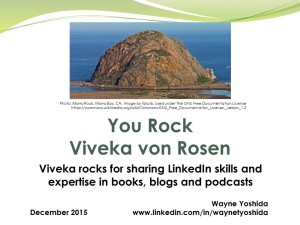 You Rock Viveka von Rosen