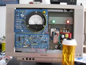 wayne yoshida technical writer lightning detector