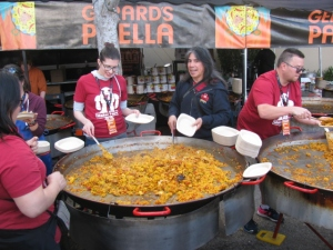 Gerards Paella 2016