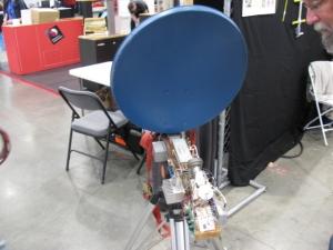 wayne yoshida Joel KD6W 10-24 GHz rig