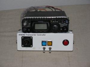 KH6WZ FT-817 for Transverter Use