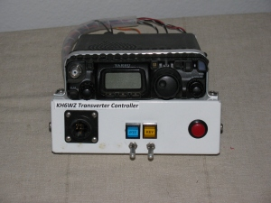 KH6WZ FT-817 for Transverter Use